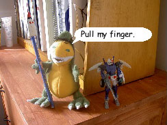 toy-fu: pull my finger